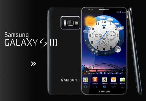 Lansarea Galaxy S III va avea un eveniment dedicat pana la jumatatea acestui an
