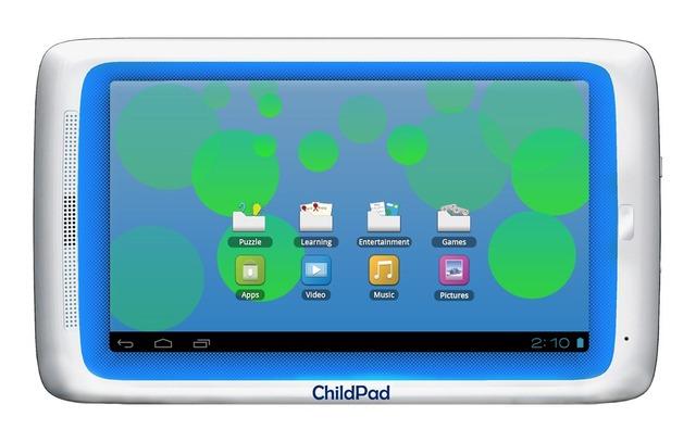 Archos anunta Child Pad, o tableta de 7 inci cu Android 4.0