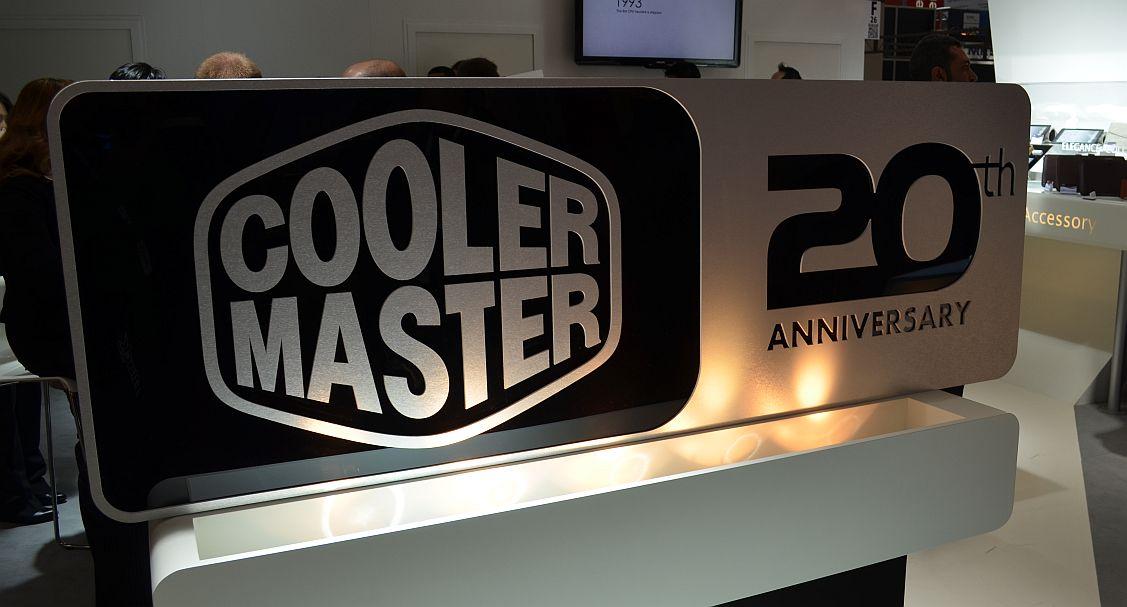 Cooler Master aniverseaza 20 de ani de la lansare – CeBIT 2012