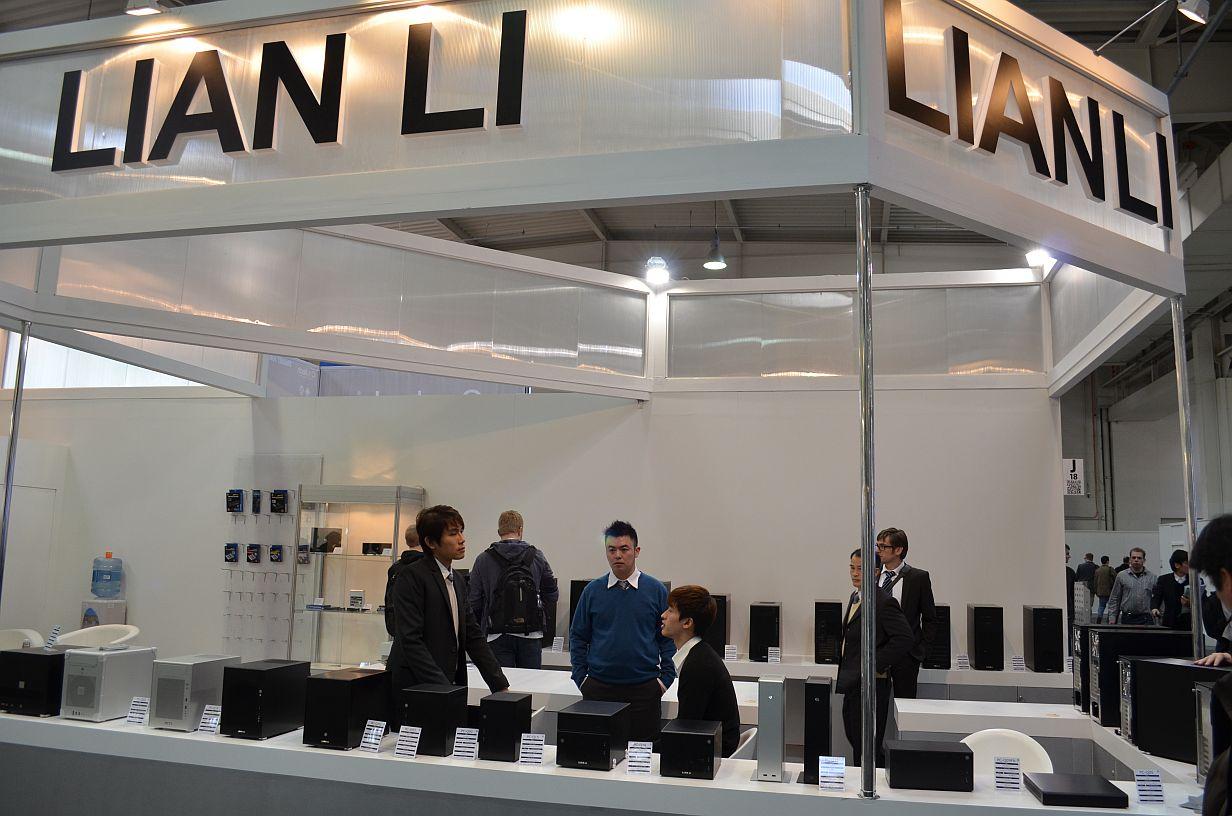 Lian Li – o gama complet noua de carcase PC [CeBIT 2012]