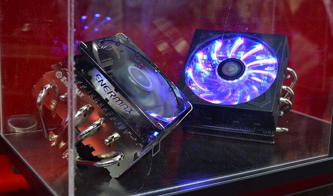 Enermax vine cu tehnologii noi la CeBIT 2012