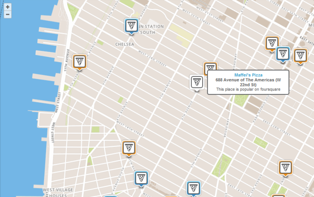 Foursquare renunta la Google Maps, trece pe Open Street Map
