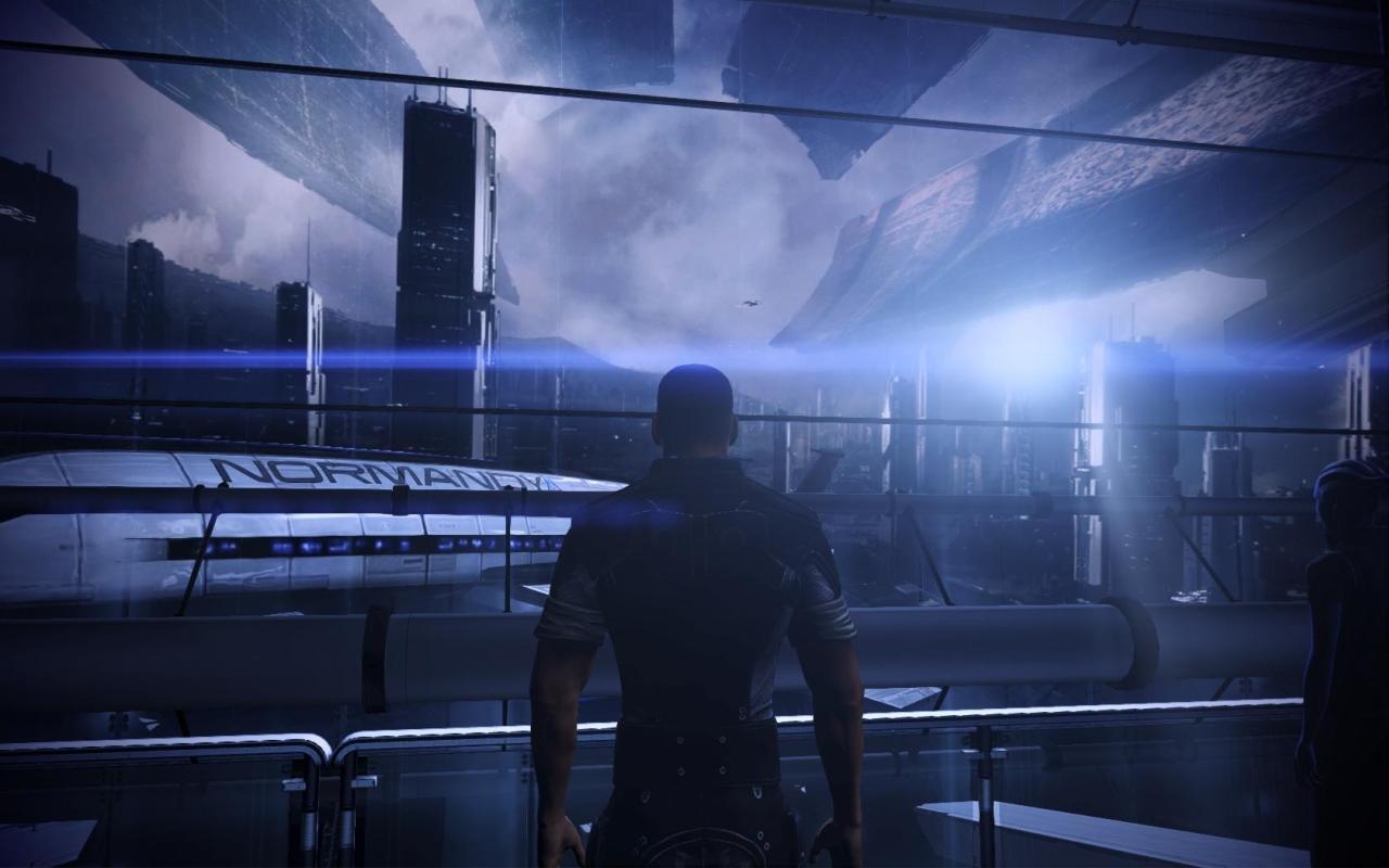 Mass Effect 3 – the ending