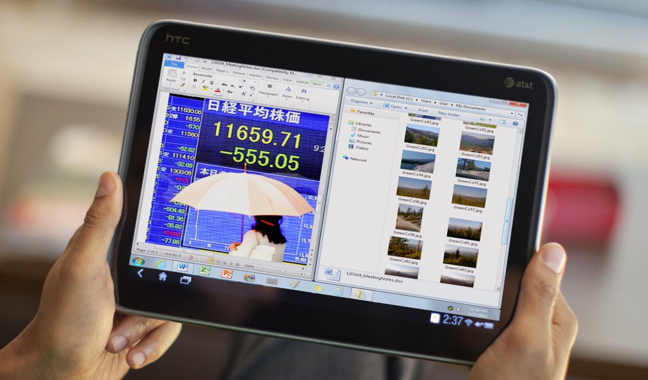 OnLive Desktop acum si pe Android