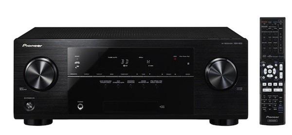 Pioneer isi actualizeaza linia de receivere VSX AV pentru 2012