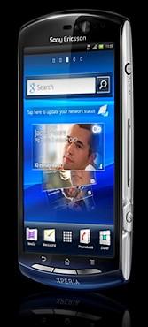 Sony Ericsson Xperia Neo V intra oficial in Romania prin Cosmote si Germanos