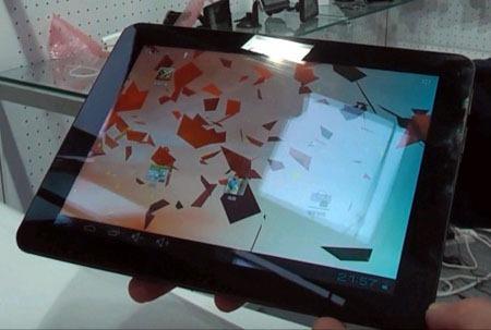 Viota M970 experienta Android 4.0 pe o tableta de 120$