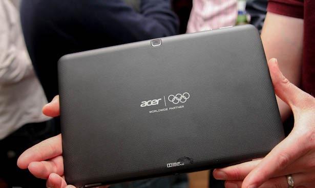 Acer lucreaza la o editie limitata Iconia Tab A510 – Olympic Games Edition