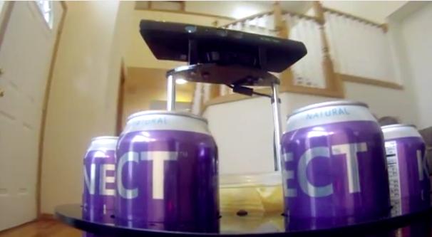 Robotics Developer Studio 4 pentru Kinect lansat