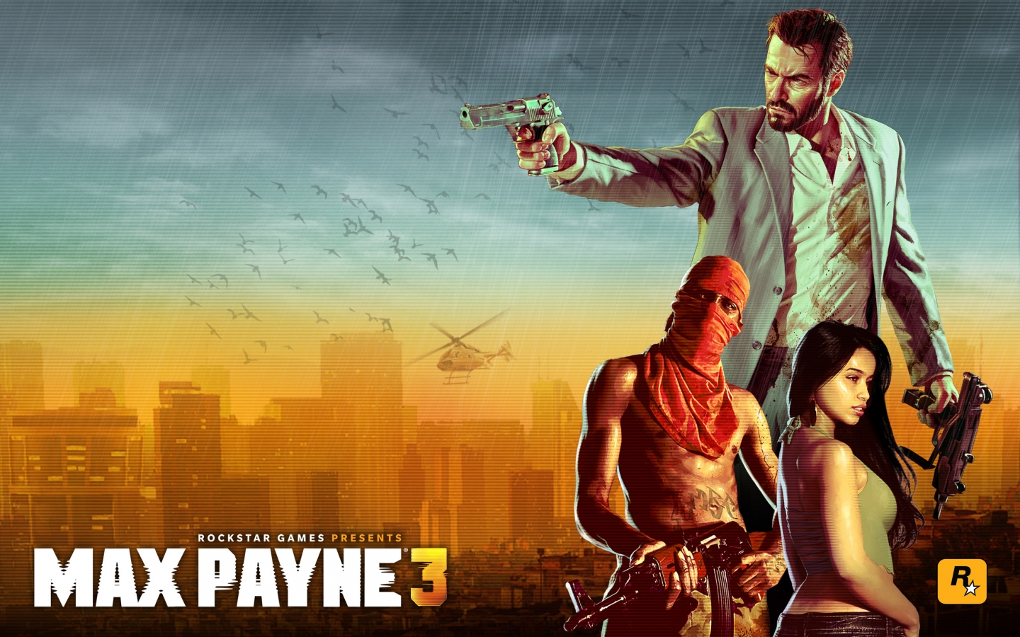 Max Payne 3 – Multiplayer Trailer