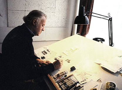 Ralph McQuarrie, designer-ul Star Wars, a murit la 82 de ani