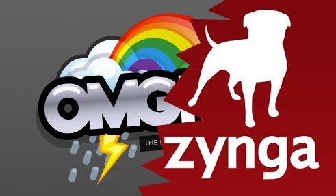 Zynga revine pe primul loc pe Facebook