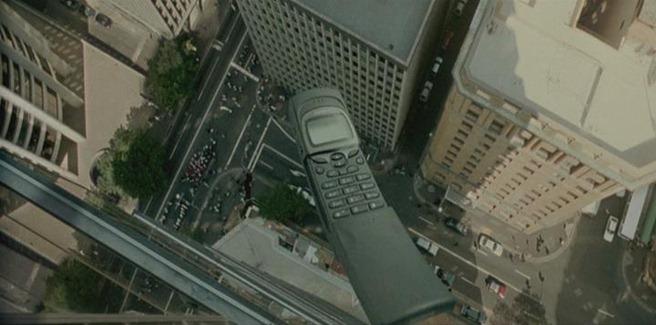 Telefon Nokia folosit in filmul Matrix