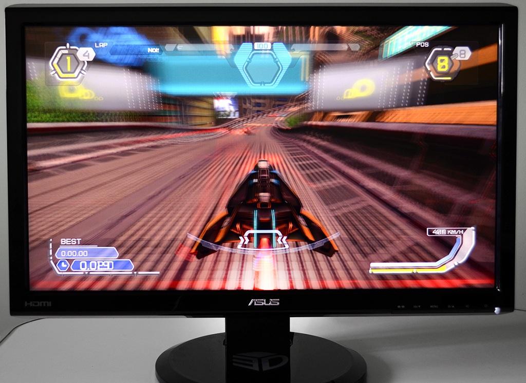 Asus VG23AH 3D gaming