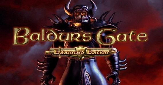 "Baldur's Gate Enhanced Edition – la vara, ""console-free""…"
