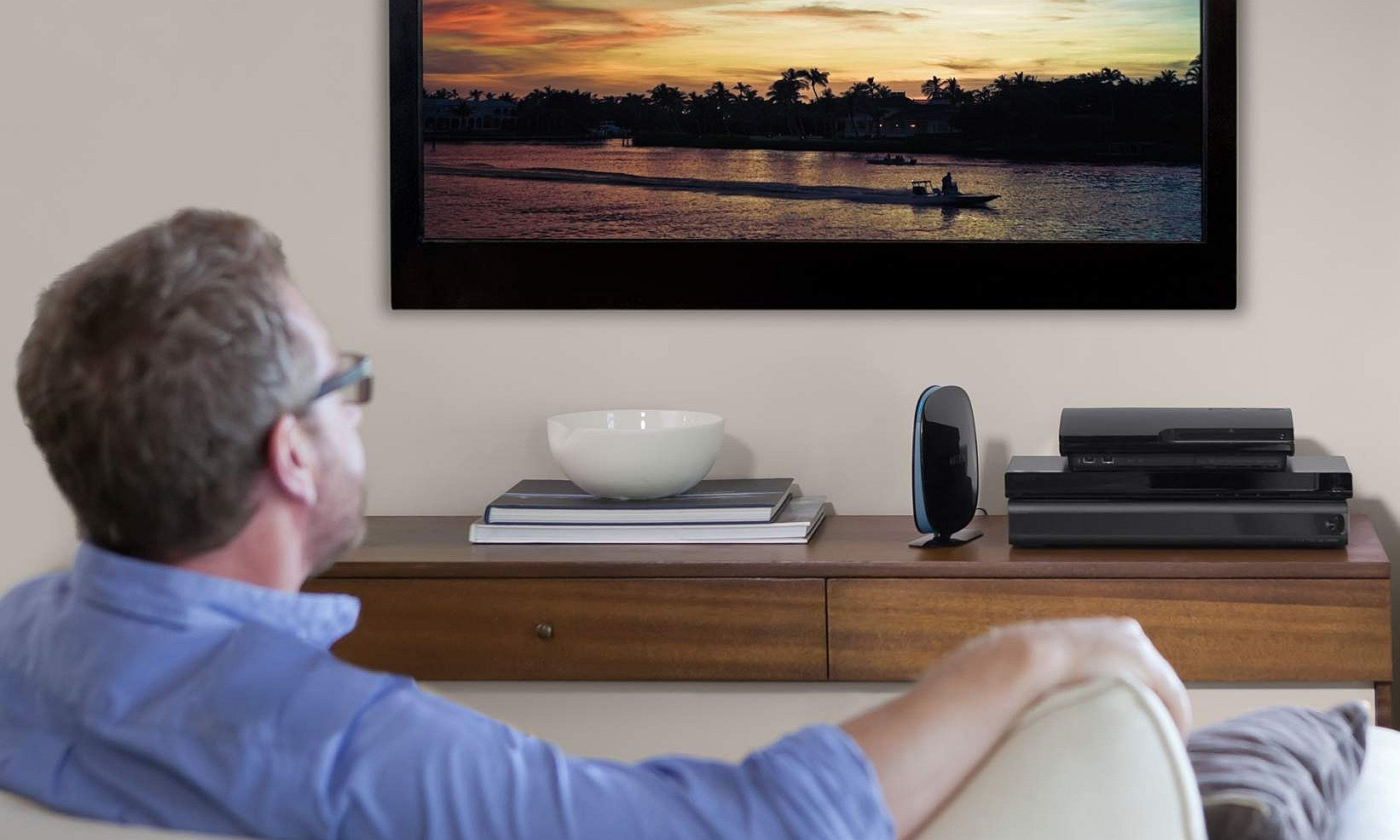 Belkin Smart TV Link 4 Port – Totul se petrece wireless [REVIEW]