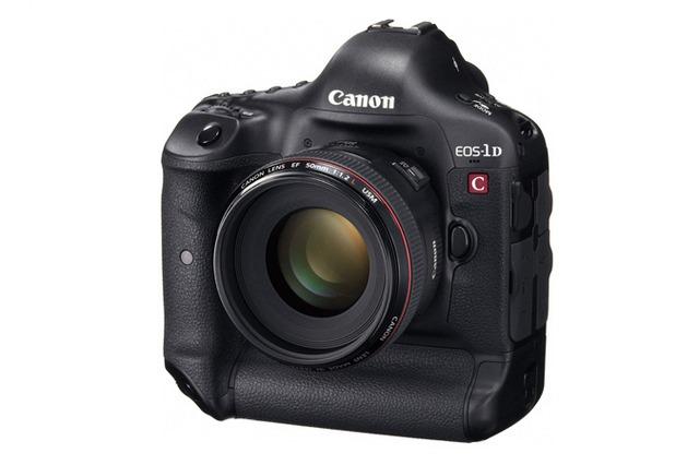 Canon rupe gura targului cu o camera foto de 15.000$ – EOS-1D C
