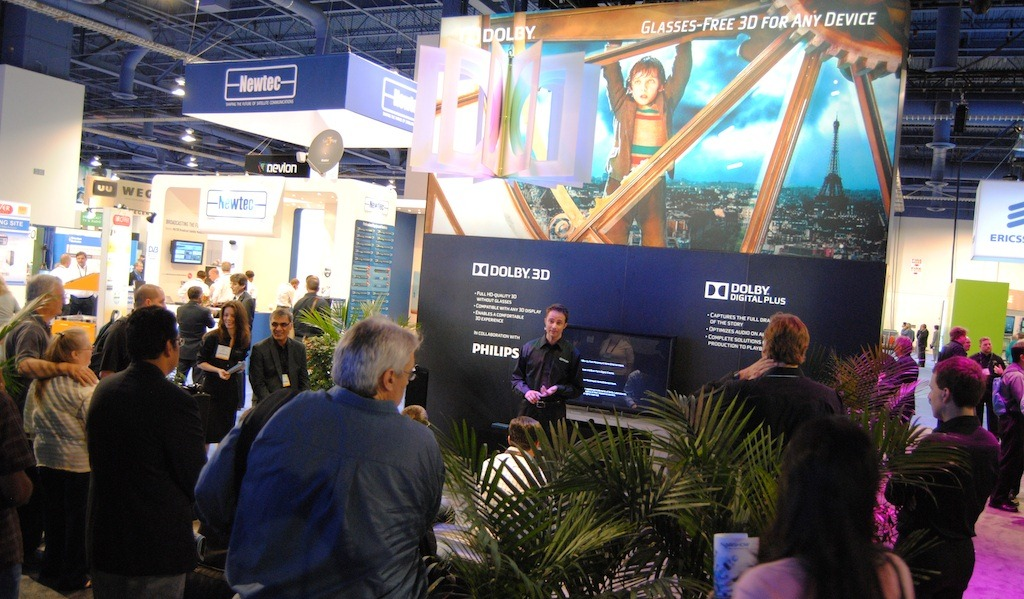 Philips lucreaza la Dolby 3D – un nou standard 3D fara ochelari
