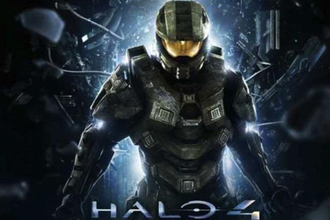 Halo 4 lansare oficiala