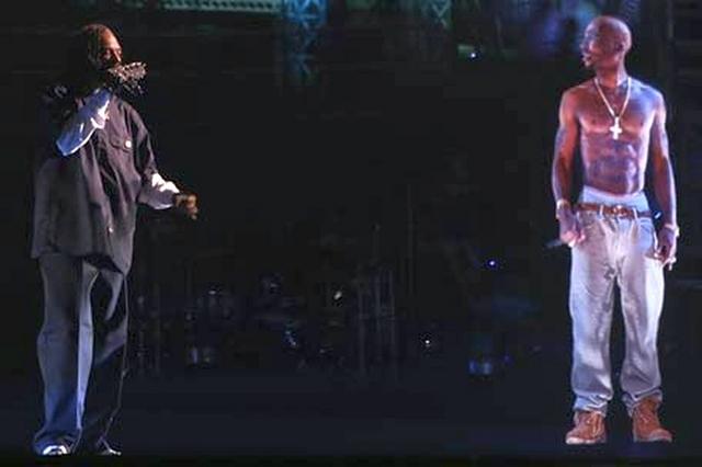 Tupac + Star Wars = Hologram Love