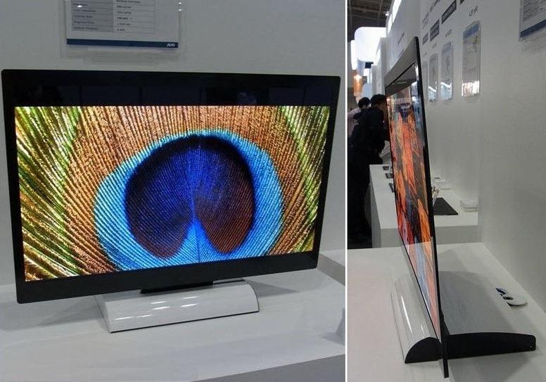 Sharp s-a pus pe treaba – creeaza panouri LCD cu tehnologie IGZO