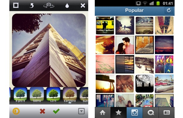 Instagram a dat lovitura pe Android