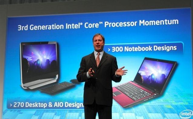 Intel si-a propus un an plin de sisteme noi dotate cu Ivy Bridge