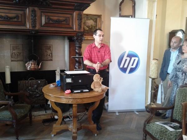 Lansare HP LaserJet TopShot Pro M275