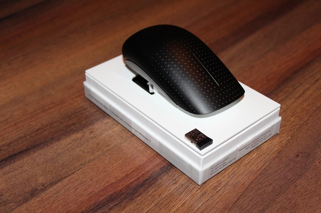 Microsoft Touch – Un mouse cat se poate de sensibil [REVIEW]