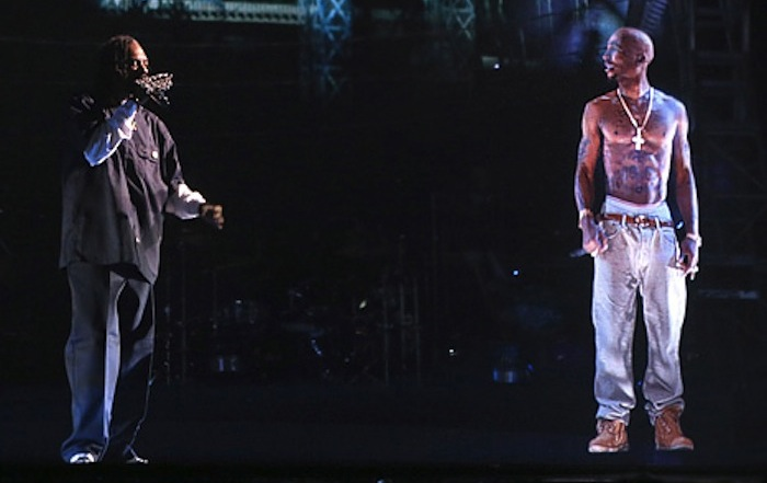 snoop dogg and 2pac at coachella