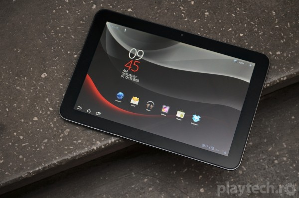 Vodafone Smart Tab 10 ecran principal touch screan