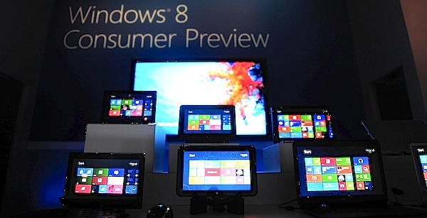 Windows 8 Consumer Preview e mai popular ca Windows 7 Beta