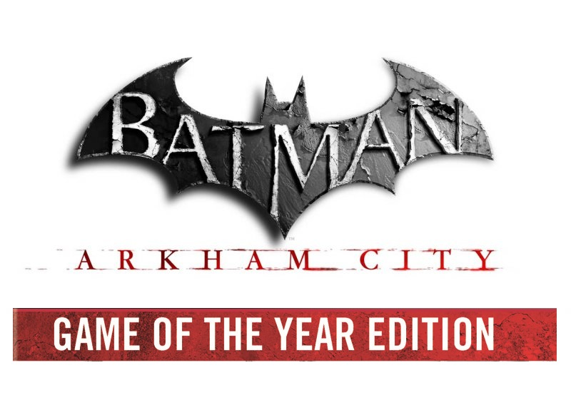 Batman Arkham City goty game of the year