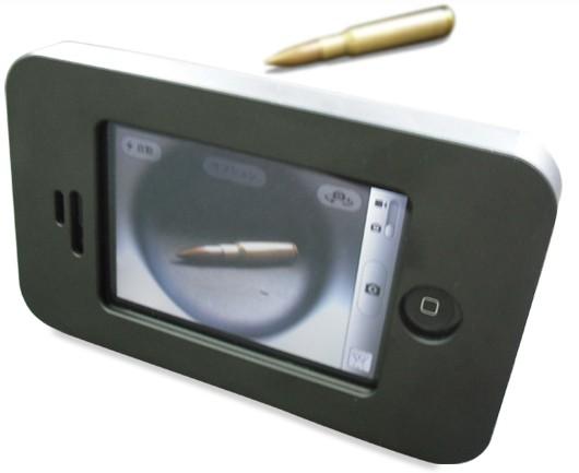 Noua carcasa antiglont pentru iPhone
