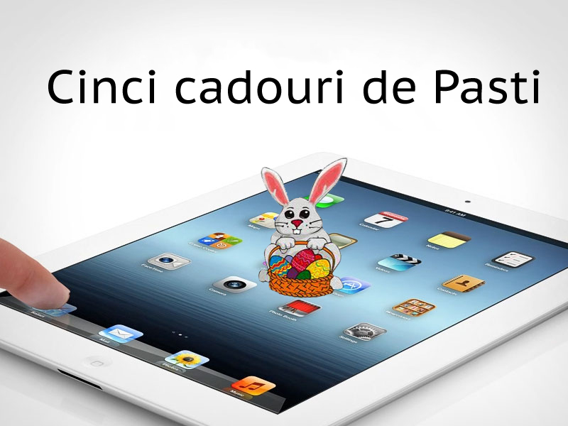 the new ipad paste cadouri