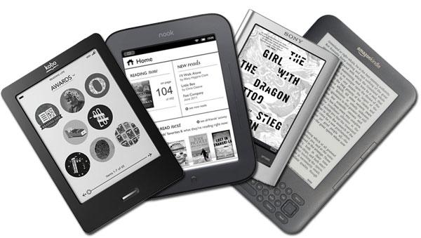 Ebook-urile devin tot mai citite