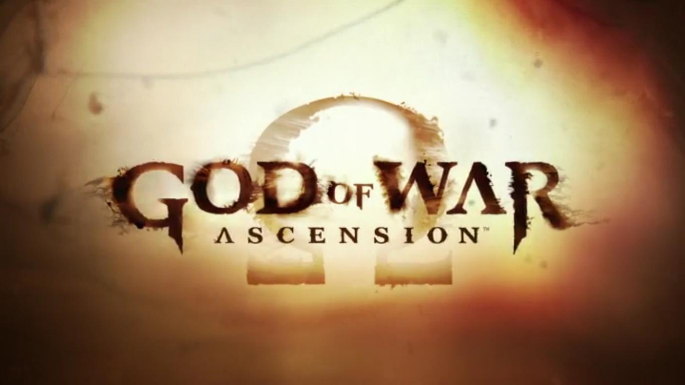 god of war ascension title