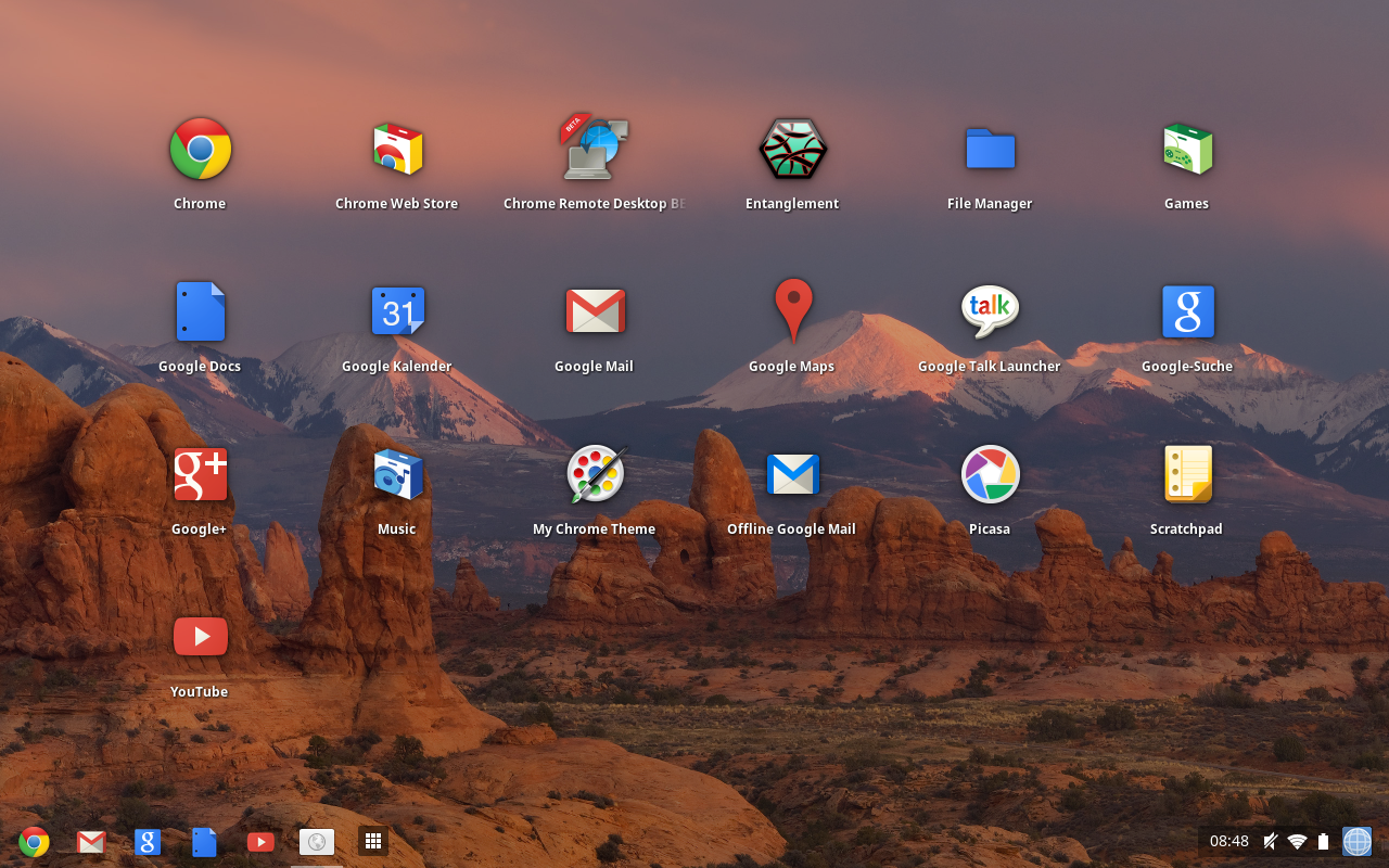 Google Chrome OS se imbraca in haine noi: Aura