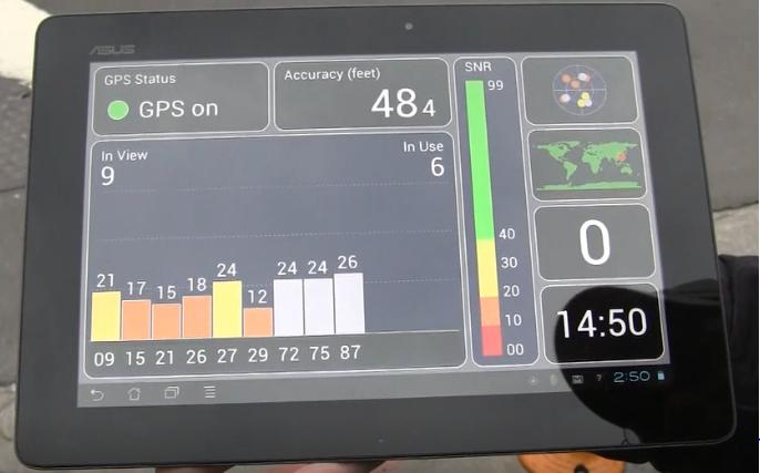 Asus ofera module GPS gratuite utilizatorilor de Transformer Prime