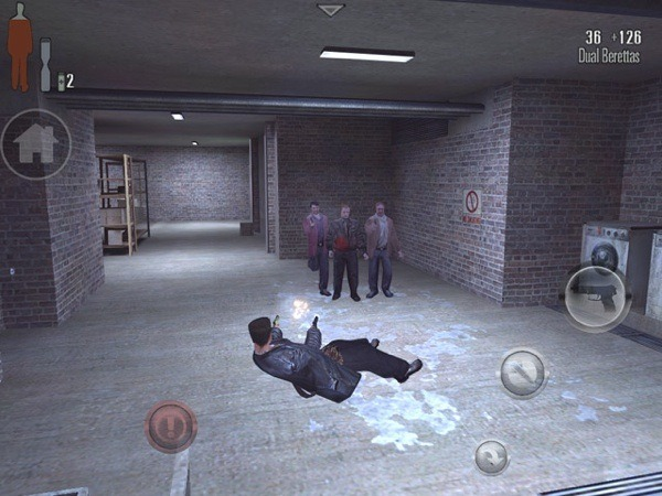 Max Payne ajunge pe iOS si Android in cateva zile