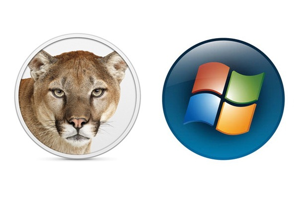 Windows 8 si Mountain Lion – sisteme cu orientari diametral opuse