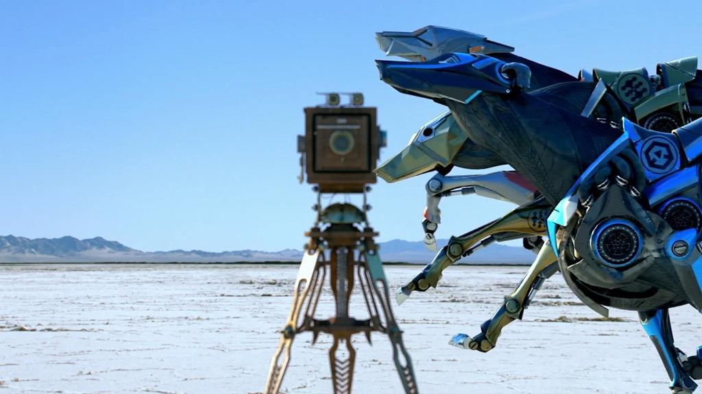 Cursele de roboti canini aproape ca devin realitate