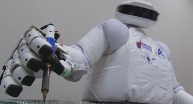 robot rus