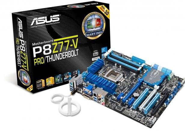 ASUS introduce Thunderbolt pentru Z77