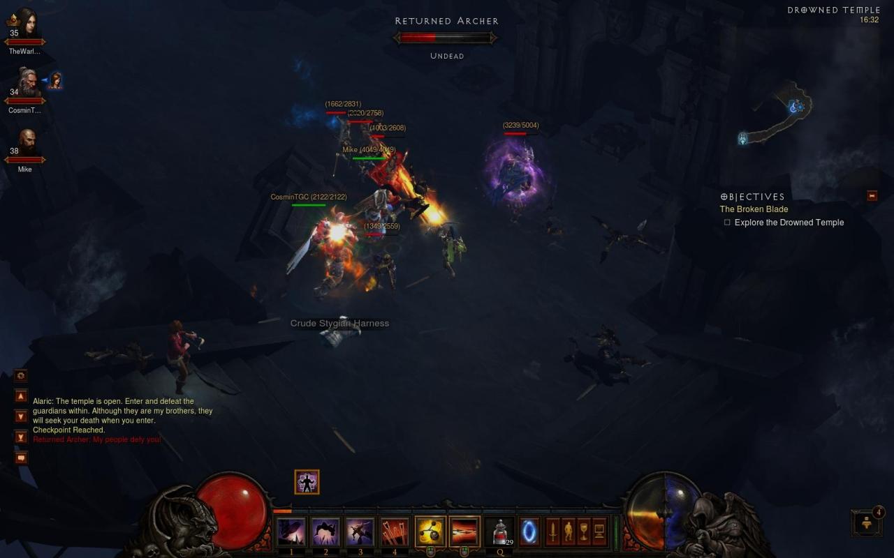 Diablo III coop