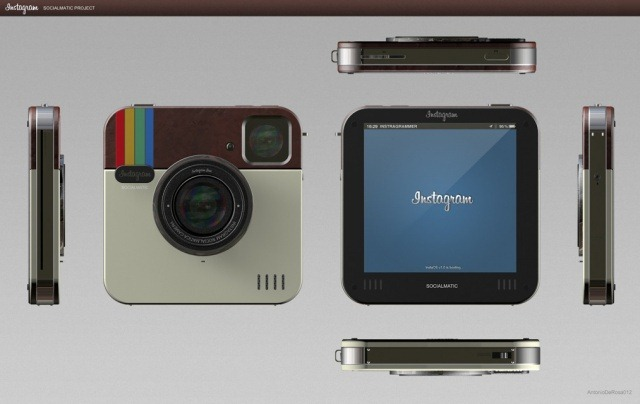 Socialmatic: Instagram, de la virtual la real?