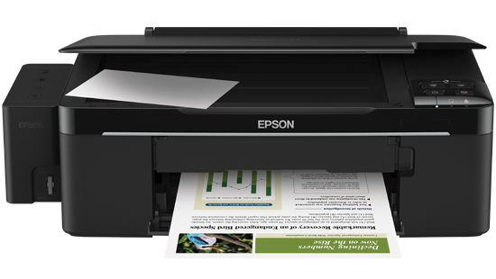 EPSON All in One L200 – Prima imprimanta consumer eficienta [REVIEW]