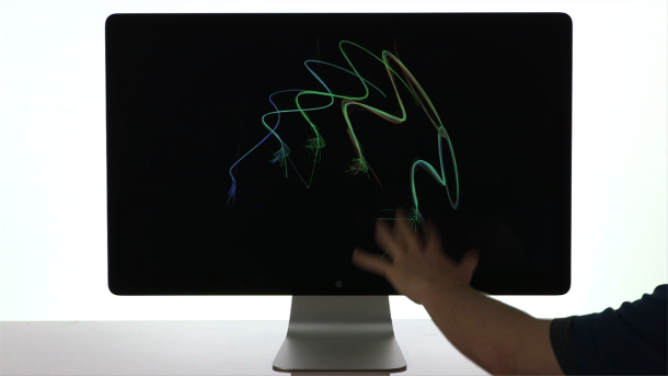 Senzor Leap Motion
