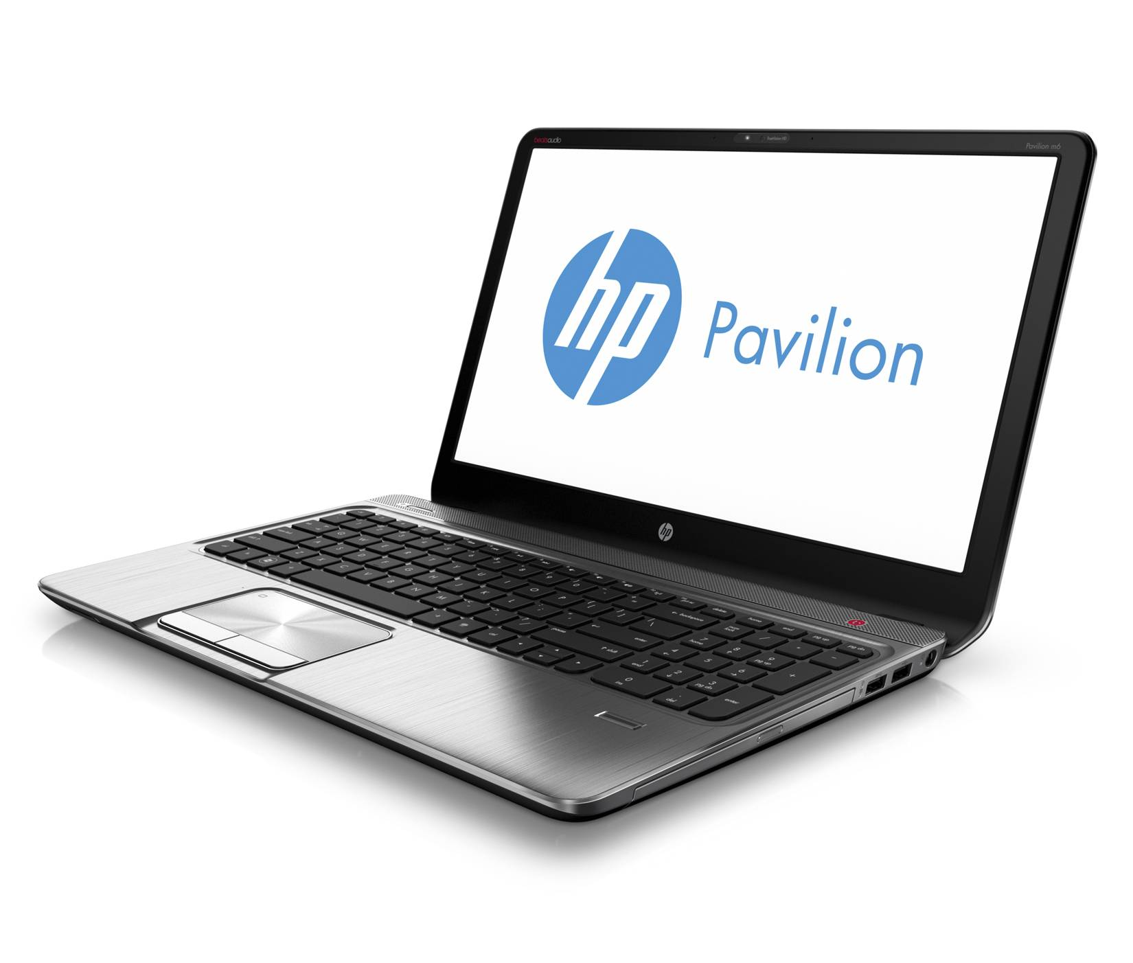 Laptopurile HP, intr-o noua serie – Pavilion m6