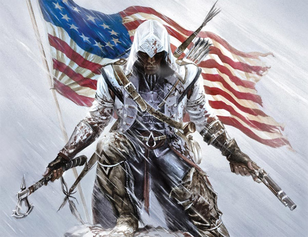 Assassin's Creed III – First Gameplay Trailer
